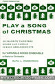 Play a song of Christmas - Piano / Conductor